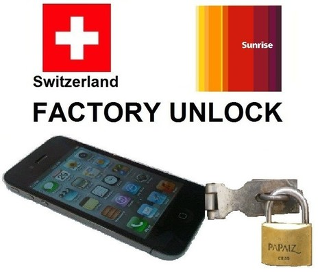 iPhone Unlock Service Switzerland Sunrise  - iPhone 3G,3GS,4 (Out of Contract) | iCentreindia | iPhone Unlock Service | Scoop.it