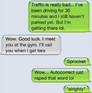 Damn You Auto Correct Reveals 9 Funniest Texts of the Year | All Technology Buzz | Scoop.it