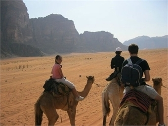 Dừng học 1 năm, ở Jordan nhiều thứ 'đầu tiên trong đời' | Truyền tin từ tâm | Scoop.it