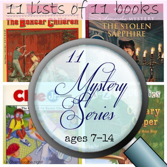 11 Mystery Series   Le Chaim (on the right)   Young Adult Reads   Scoop.it
