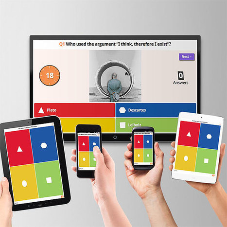 Kahoot! | Game-based digital learning platform | Differentiated and ict Instruction | Scoop.it
