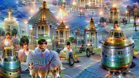 Google open-sources its software for making trippy images with deeplearning | CxAnnouncements | Scoop.it