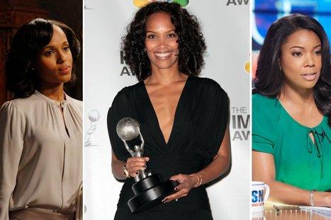 Black Women Seize Center Stage - Daily Beast | Motivation | Scoop.it
