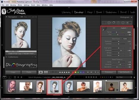 Fotografía para principiantes: Disección de un preset de Lightroom | Lightroom | Scoop.it