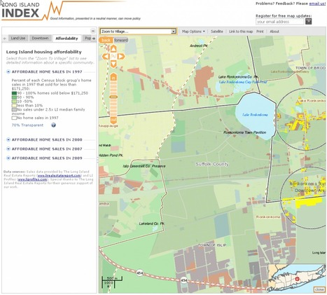 Rich Web-based, Interactive, Thematic Mapping | Webmapping | Scoop.it