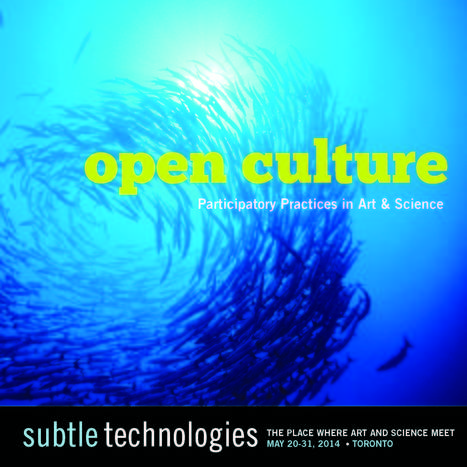 Festival 2014 | Subtle Technologies | The New Global Open Public Sphere | Scoop.it