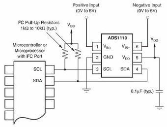 Tutorial – Arduino and the TI ADS1110 16-bit ADC | Arduino progz | Scoop.it