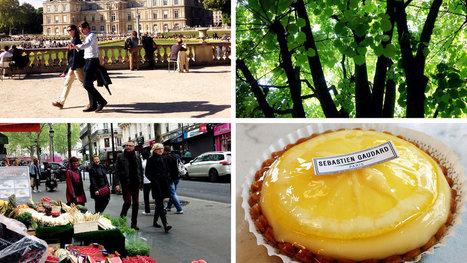 Solo in Paris - New York Times | paperart | Scoop.it