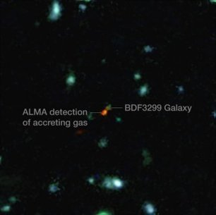 Assembly of galaxies in the early universe witnessed for the first time | Amazing Science | Scoop.it