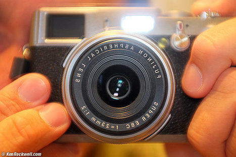 Fuji X100 Review by Ken Rockwell | Compact Camera (Particularly Fuji X10 and X100) | Scoop.it