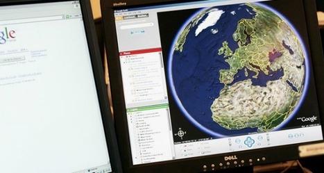 Esto es lo nuevo de Google Earth   Educacion, ecologia y TIC   Scoop.it