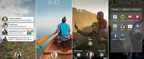 Meio milhão descarrega Facebook Home para Android | Breaking News About Social Networks | Scoop.it