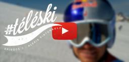 #TeleSki Ep.1 : Interview à la volée d'Alexis Pinturault sur les pioches de Tignes | FFS | Ski, sports de glisse, insolite et buzz | Scoop.it