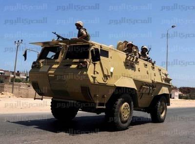 L'opération pour débarrasser le Sinaï des criminels armés débute ce vendredi | Égypt-actus | Scoop.it