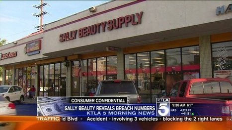Consumer Confidential: Sally Beauty Supply Reveals Data Breach ... | Data Breach | Scoop.it