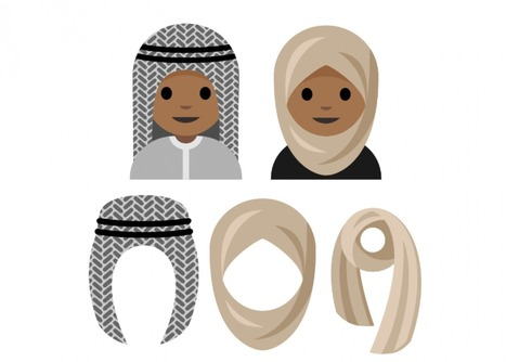 There is no hijab emoji. This 15-year-old student is trying to change that. | AP Human Geo in the News | Scoop.it