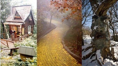 Next Weekend This Abandoned Wizard of Oz Theme Park Will Open | Strange days indeed... | Scoop.it