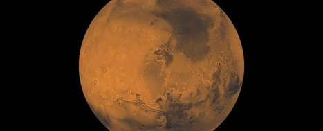 NASA just detected oxygen in the Martian atmosphere | Beyond the cave wall | Scoop.it
