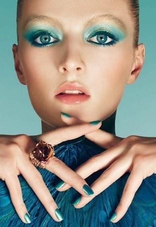 Maquillage des yeux: Notre sélection de palettes pour l'été 2013 | Fashion-Art, Beauté & Déco | Scoop.it