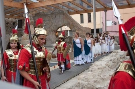 Finalitzen les obres a les Termes Romanes de Caldes de Malavella | LVDVS CHIRONIS 3.0 | Scoop.it