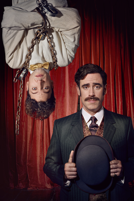 First look at Stephen Mangan playing Sherlock's creator Arthur Conan Doyle | Sherlock Holmes and Dr Watson | Scoop.it