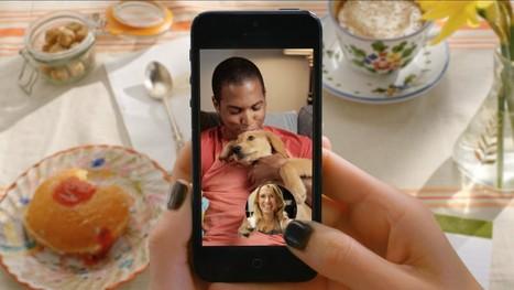 Snapchat ajoute la messagerie instantanée et les appels vidéo - Geeks and Com' | Social Media | Scoop.it