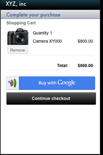 Google Wallet makes gains against PayPal in mcommerce checkout | The trends of M-commerce | Scoop.it