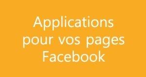 Quels onglets ajouter à votre page Facebook?   E-Markethings   Scoop.it