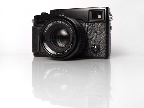 Retro through-and-through: Fujifilm X-Pro2 First Impressions Review | Aspiring Outliers | Scoop.it
