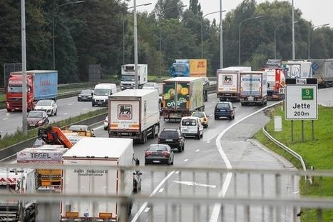 Het eeuwige dilemma van de Brusselse ring - KeyNews | Mobiliteit Benelux | Scoop.it