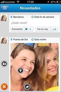 Mitmi 2.0, nueva versión de esta app móvil para hacer planes, conocer amigos, compartir fotos, chat y más | apps educativas android | Scoop.it