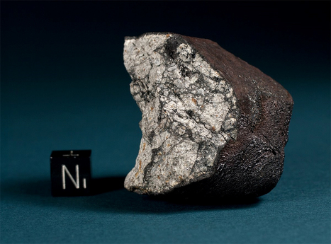 New Meteorite Offers Clues About the Origins of Life on Earth -Gizmodo   Our Earth's Geology, Minerals & Gemstones   Scoop.it