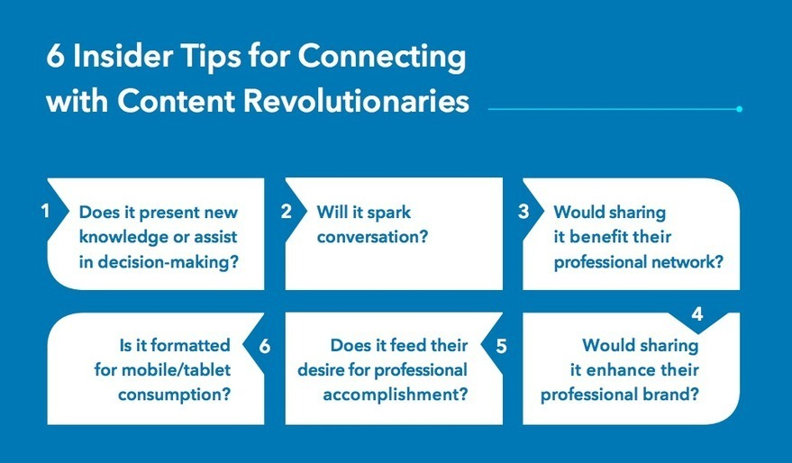 LinkedIn is the #1 Source for Professional Content