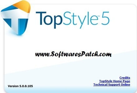 TopStyle 5.0 Crack & Serial Number Free Download | Softwares | Scoop.it