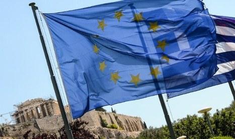 Athènes sous la pression de ses partenaires européens | Union Européenne, une construction dans la tourmente | Scoop.it