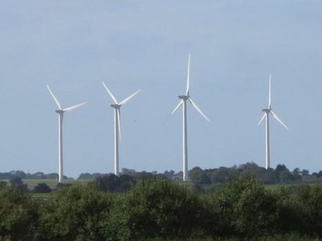 L'éolien mondial a le vent en poupe | Idées responsables à suivre & tendances de société | Scoop.it