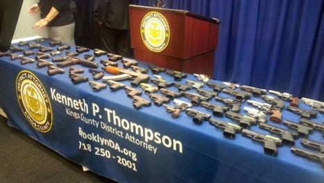 Prosecutor calls for all airline workers to be screened after alleged gun smuggling ring broken up   Criminal Justice in America   Scoop.it