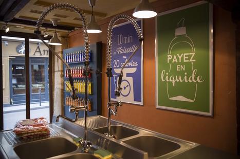 Mir relance son restaurant où vous payez en faisant la vaisselle | Food and Beverage Market | Scoop.it