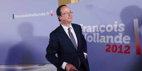 Un nouveau site web pour Hollande en janvier | L'envers du web - Hélène Favier | Hollande 2012 | Scoop.it