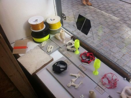 AV Lab (Fab Lab Strasbourg) | Le FabShop | Fab(rication)Lab(oratories) | Scoop.it