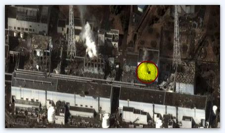 Fukushima : des photos récentes montrent les dégâts sur le mur Est du BR4 - gen4 - Les quatre vérités et les mille mensonges du nucléaire | FUKUSHIMA INFORMATIONS | Scoop.it