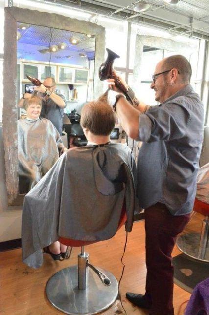 Building Business, Building Community: The Adam Pink Salon | Hairstylist & Hair Salon Business | Scoop.it
