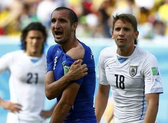 Fifa Opens Suarez Bite Claim Disciplinary Action | On My Front Porch | Scoop.it