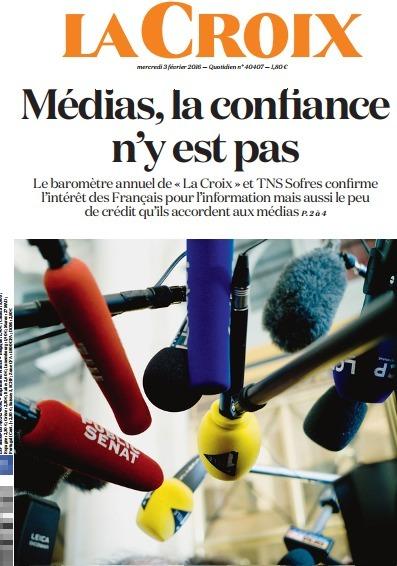Comment rétablir la confiance dans les médias? | DocPresseESJ | Scoop.it