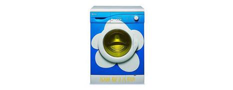 Como darle un toque de diseño a nuestra lavadora. | Tendencias Lavadoras | Scoop.it