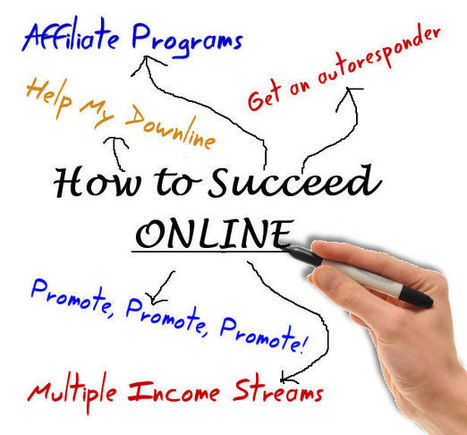 3 Tips for Newbies - or How to Succeed in Online Business. | Online Business from Home | Scoop.it