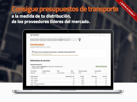 Presupuestos de transporte de los proveedores líderes del mercado. | presupuestos-de-transporte | Scoop.it