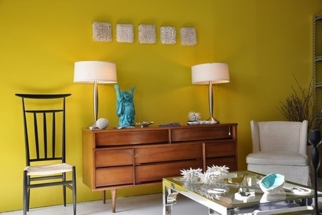 Taste a Rainbow: 11 Top Home Decorating Colors and How to Use Them   Designing Interiors   Scoop.it