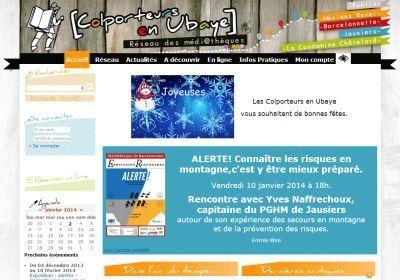 Les médiathèques de l'Ubaye se mettent en réseau | Revue de presse internet | Scoop.it