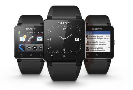 Petit tour d'horizon des montres connectées - Maison et Domotique   internet des objets   Scoop.it